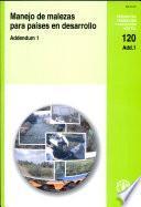 Libro de Manejo De Malezas Para Países En Desarrollo