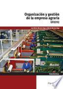 Libro de Uf0392   Organización Y Gestión De La Empresa Agraria