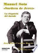 Libro de Manuel Soto  Sordera De Jerez