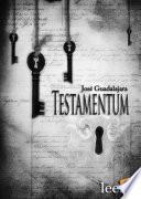 Libro de Testamentvm