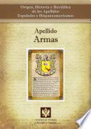 Libro de Apellido Armas