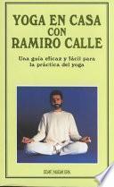 Libro de Yoga En Casa Con Ramiro Calle