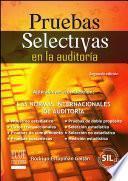 Libro de Pruebas Selectivas En La Auditoría