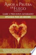 Libro de Amor A Prueba De Fuego