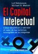 Libro de El Capital Intelectual
