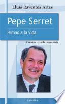Libro de Pepe Serret