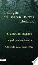 Libro de Trilogía Del Baztán (pack) (edición Dedicada Sant Jordi 2015)