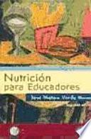 Libro de Nutrición Para Educadores