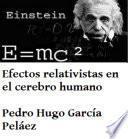 Libro de Efectos Relativistas En El Cerebro Humano