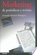 Libro de Marketing De Periódicos Y Revistas