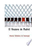Libro de El Vinatero De Madrid