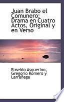 Libro de Juan Brabo El Comunero