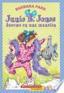 Libro de Junie B. Jones Duerme En Una Mansion