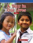 Libro de Un Año De Nuestras Vidas (a Year In Our Lives)