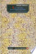 Libro de Los 1001 Años De La Lengua Española