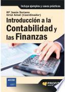 Libro de Introducción A La Contabilidad Y Las Finanzas