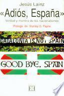 Libro de Adiós, España
