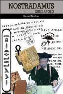 Libro de Nostradamus Orus Apolo