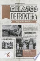 Libro de Relatos De Frontera