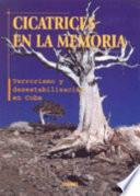 Libro de Cicatrices En La Memoria