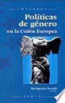 Libro de Políticas De Género En La Unión Europea