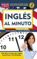 Libro de Inglés Al Minuto