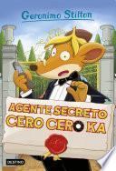 Libro de Agente Secreto Cero Cero Ka