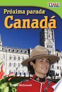 Libro de Próxima Parada: Canadá (next Stop: Canada)
