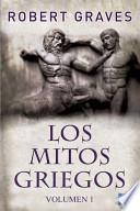 Libro de Los Mitos Griegos   Vol. 1