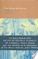 Libro de Los Dioses De Grecia