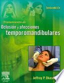 Libro de Tratamiento De Oclusion Y Afecciones Temporomandibulares
