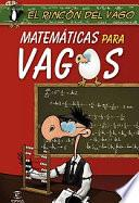 Libro de Matemáticas Para Vagos