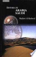 Libro de Historia De Arabia Saudí