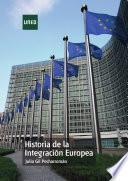 Libro de Historia De La Integración Europea