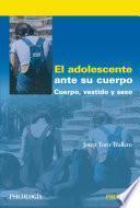 Libro de El Adolescente Ante Su Cuerpo