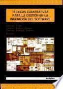 Libro de Técnicas Cuantitativas Para La Gestión En La Ingeniería Del Software