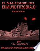 Libro de El Naufragio Del Edmund Fitzgerald