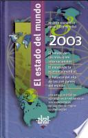 Libro de El Estado Del Mundo 2003
