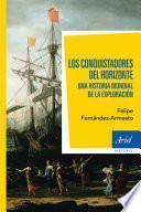 Libro de Los Conquistadores Del Horizonte