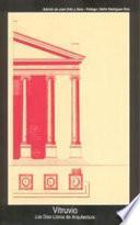Libro de Los Diez Libros De Arquitectura
