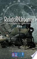 Libro de Relatos Urbanos 2013
