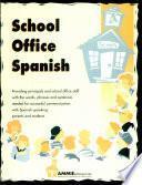 Libro de School Office Spanish