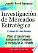 Libro de Investigación De Mercados Estratégica
