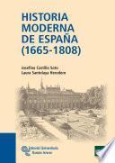 Libro de Historia Moderna De España (1665   1808)