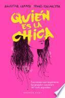 Libro de Quién Es La Chica