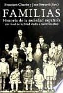 Libro de Familias