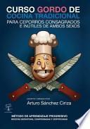 Libro de Curso Gordo De Cocina Tradicional