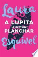 Libro de A Lupita Le Gustaba Planchar