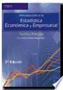 Libro de Introducción A La Estadística Económica Y Empresarial