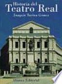 Libro de Historia Del Teatro Real